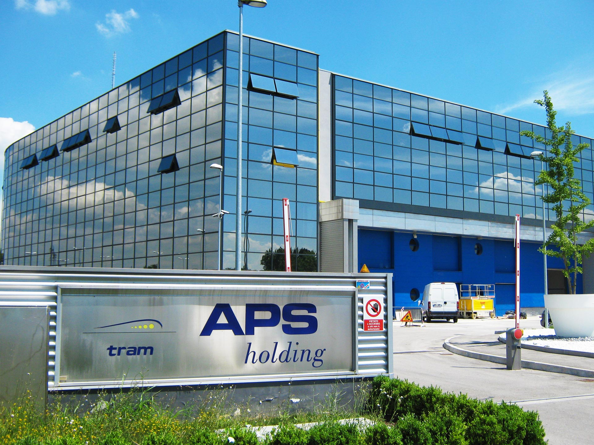 APS Holding